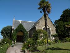 St Bartholomew church in Dinard